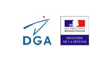 Logo de la Société DGA - Ministère de la Défense
